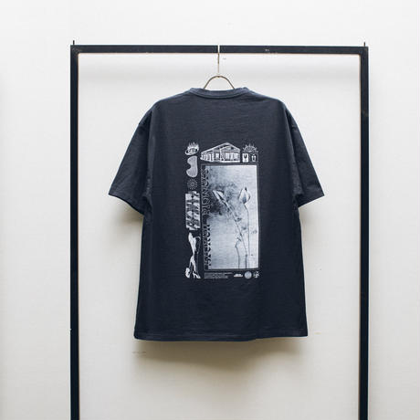 """LAID BUG S/S TEE BLACK """"Visions of Passions"""""""