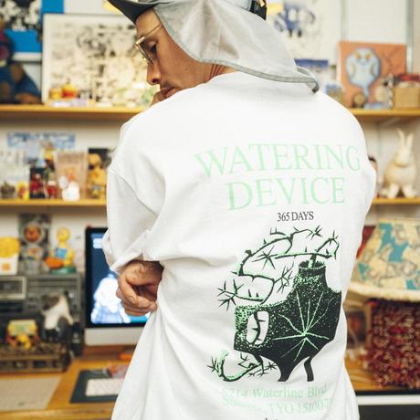 "LAID BUG S/S TEE ""WATERING DEVICE"""