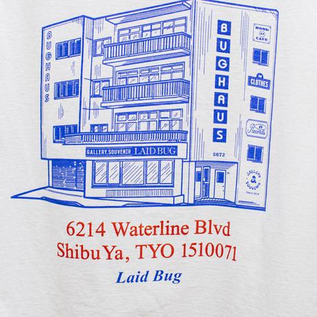 """LAID BUG L/S TEE """"Souvenir"""""""