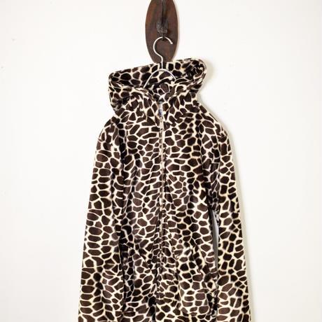 US RAGS giraffe Z/U hoodie Made in USA M