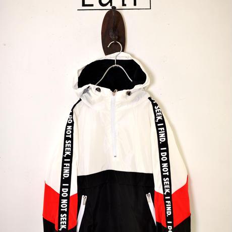 Pullover Nylon Jacket L