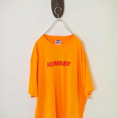 NUMBER NINE Tee L