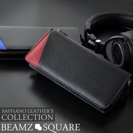 長財布 ビームススクェア◆サフィアーノシリーズ NEW長財布◆BS-1646
