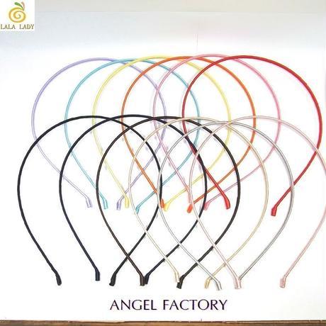 ヘアアクセサリー カチューシャ ヘアバンド 髪留め ANGEL FACTORY pa-deko-023