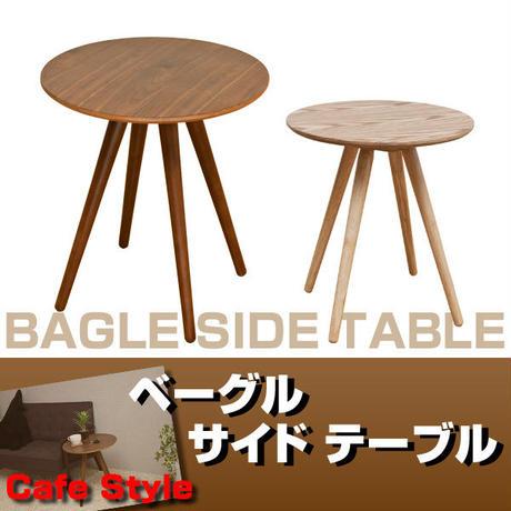 家具 サイドテーブル◆45cm 簡単組立 BAGLE◆mk03