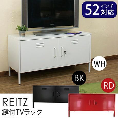 家具 テレビ台・AVラック◆REITZ 鍵付 TVラック◆jac02