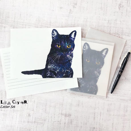 GALAXY CAT  レターセット