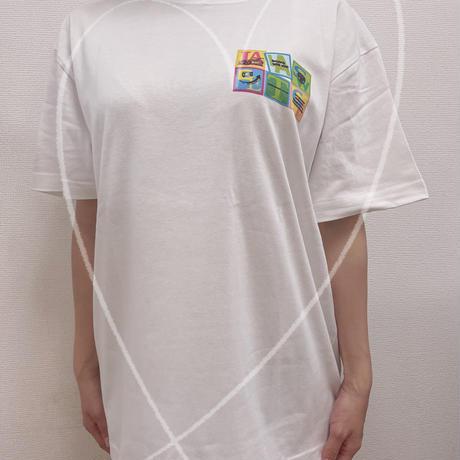 lalasweetgt2021 NEW LOGO Tシャツ