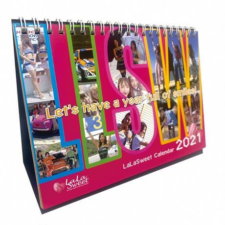 卓上カレンダー2021年度版&ステッカー