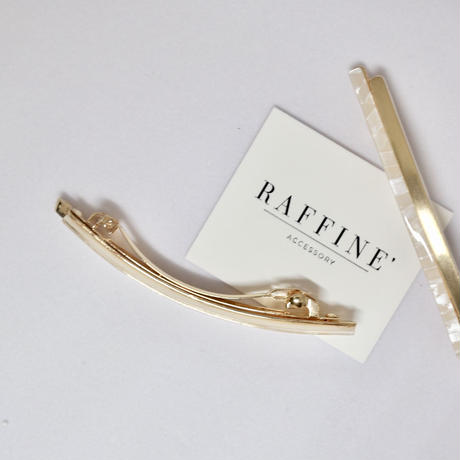 whiteline  barrette