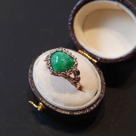 K10 Ring (Jade)