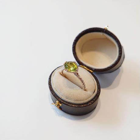 K10 Ring (Peridot)