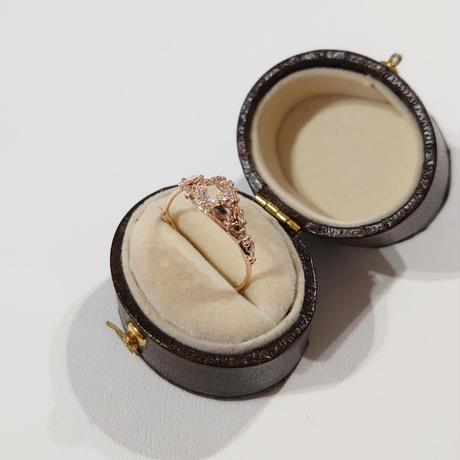 K10 Ring (Danburite)