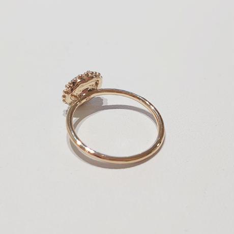 21R16 K10 Ring (Bicolor Tourmaline)