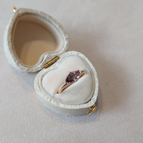 21R39 K10 Ring (Bicolor tourmaline)
