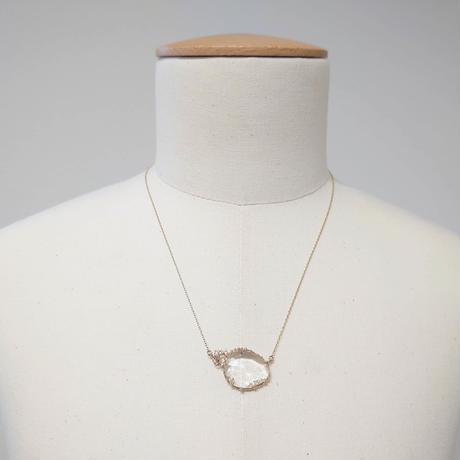 K10 Necklace (Quartz)