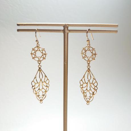 SV(K18gp) Earrings