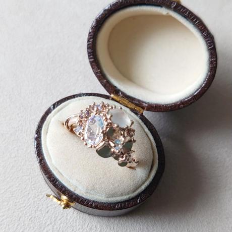 21R50 K10 Ring (Moonstone)