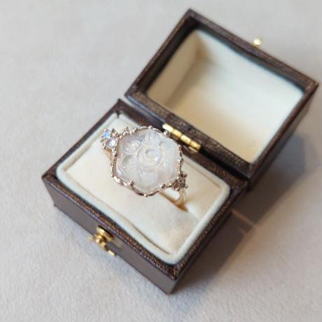 K10 Ring(Moonstone)