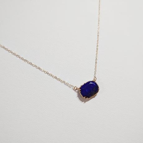 K10 Necklace (Lapis lazuli)
