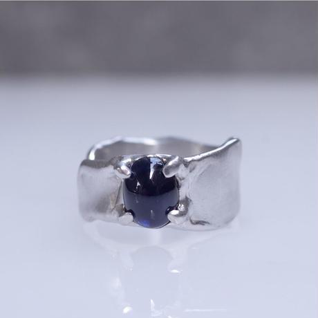 Charm Ring  №440 / Sapphire
