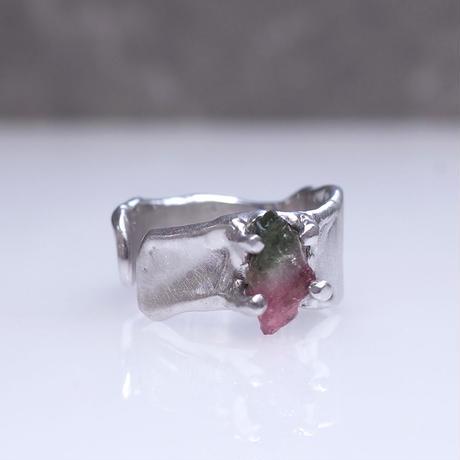 Charm Ring  №435 / Tourmaline