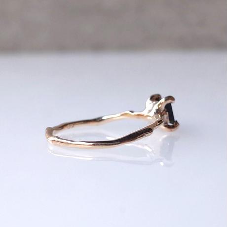 Charm Ring  №484 / Tourmaline