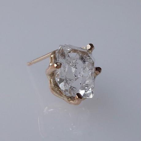 Charm Pierce  №515 / Herkimer Diamond