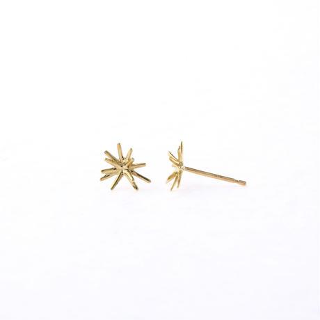 K18   Spark Slim (SS) ピアス( single)