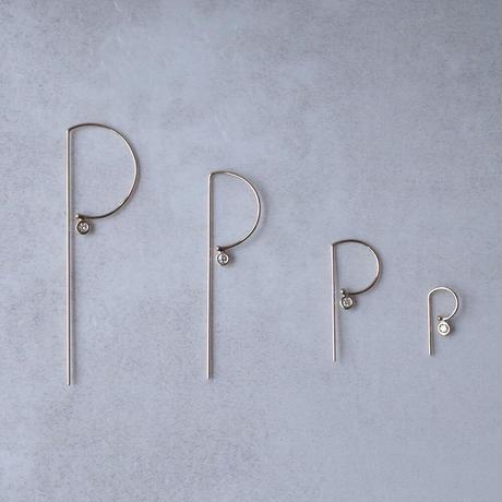 """P"" Pierce (SS) Dia"