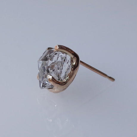 Charm Pierce  №513 / Diamond Quartz