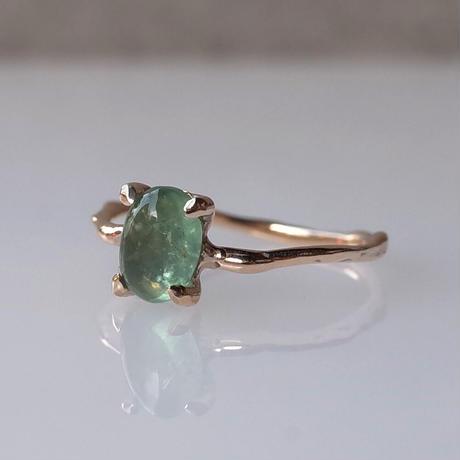 Charm Ring  №486 / Apatite