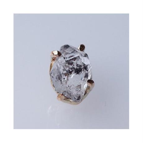 Charm Pierce  №512 / Diamond Quartz