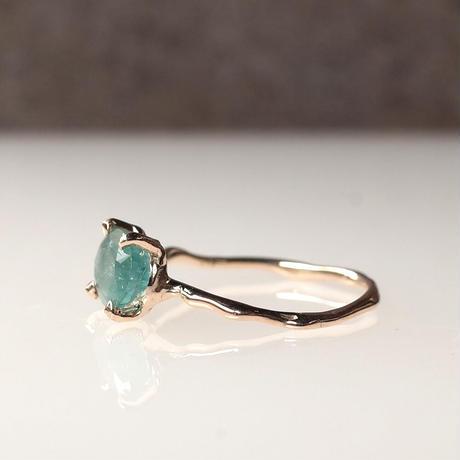 Charm Ring  №416 / Grandidierite