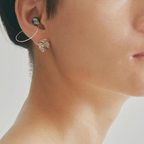 Charm Pierce  №429 / Herkimer Diamond