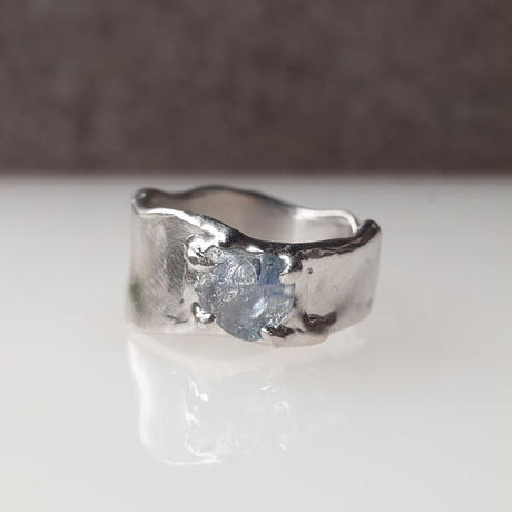 Charm Ring  №479/ Sapphire