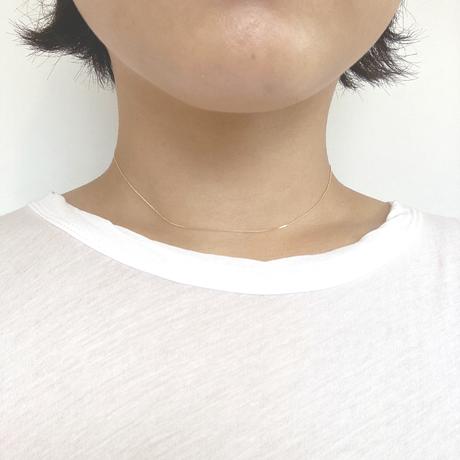 OR_K18  no.2 necklace