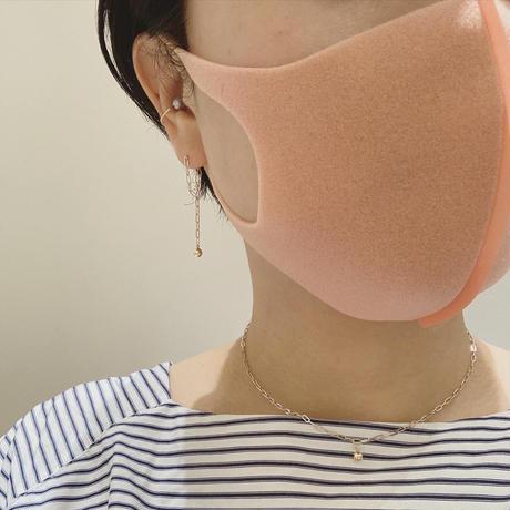 SV/K18  rosée  neckrace