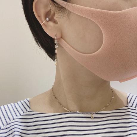 K18 rosée necklace