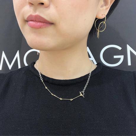 écume necklace