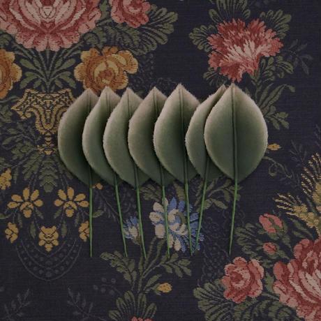 薔薇Sサイズ(2色タイプ)&蕾のセット