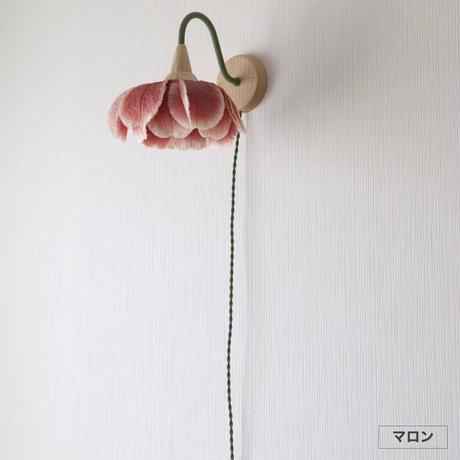 薔薇/ブラケットランプ