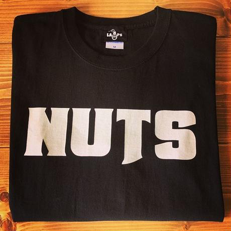 LAMPS NUTS  Tシャツ
