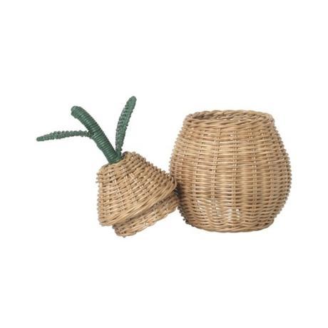 ferm living/Pear Braided Storage(S)