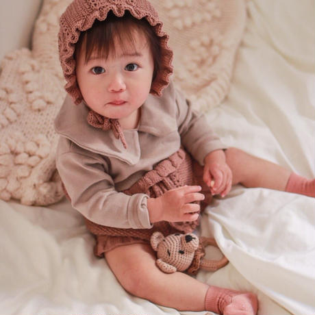 【babytoly】Rattle bear🧸