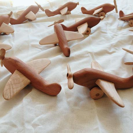 【tateplot】plane toy