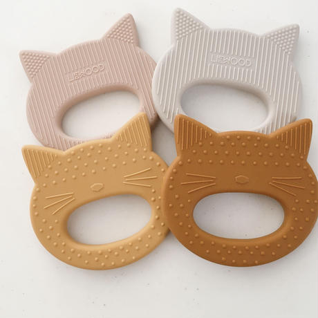 【liewood 】cat teether各種
