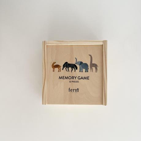 ferm living/Huskespil Safari Dyr