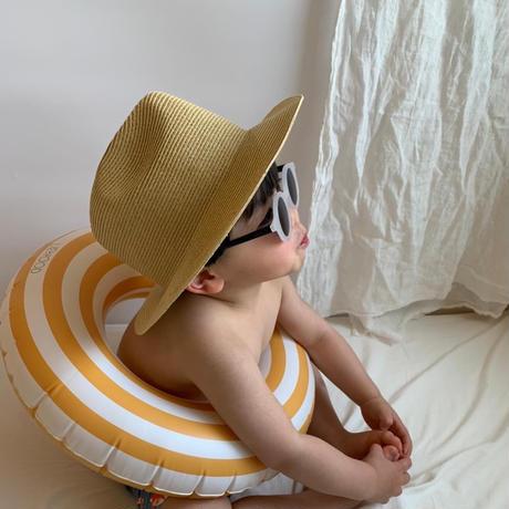 【liewood】swim ring/stripe yellow mellow
