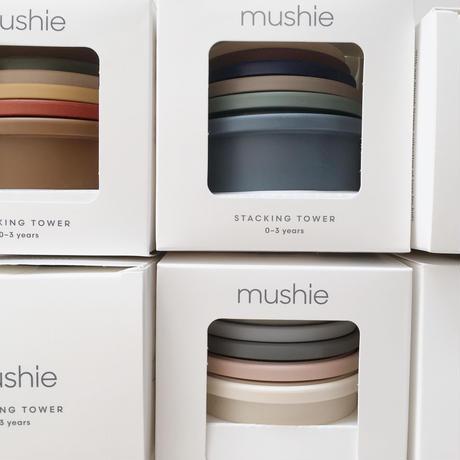 【mushie】stacking tower